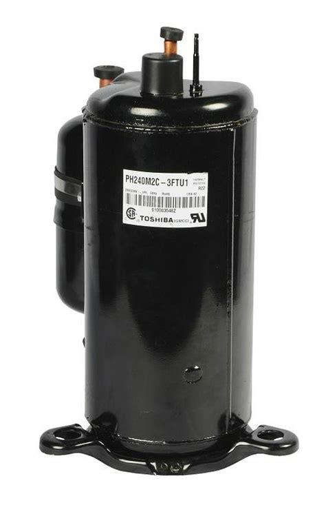 rotary compressor  air conditioner phgc toshiba