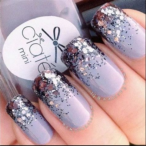 google nails design 70 stunning glitter nail designs google search google