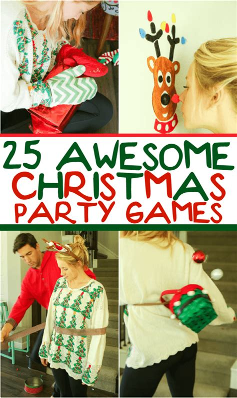 diy christmas party games for groups 10 awesome minute to win it happiness is