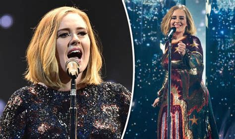 adele eurovision could adele sing for britain at next year s eurovision