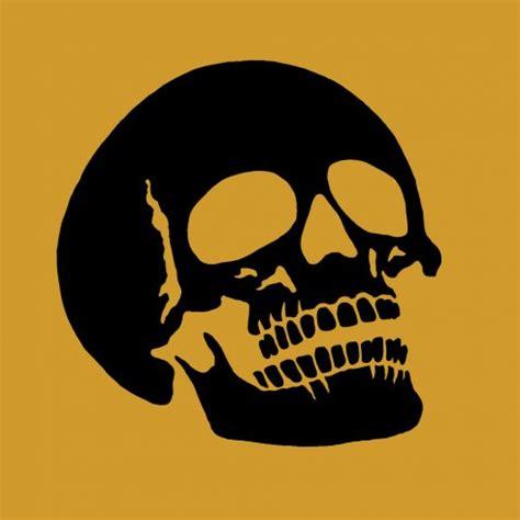 cool skull stencil designs www pixshark com images