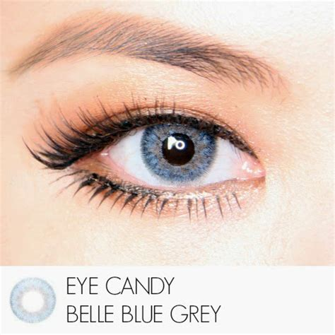 Eye Grey 15mm Softlens softlens eye blue gray 15mm softlens
