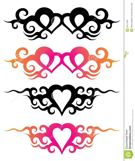 tattoo templates royalty free stock photos image 22477508