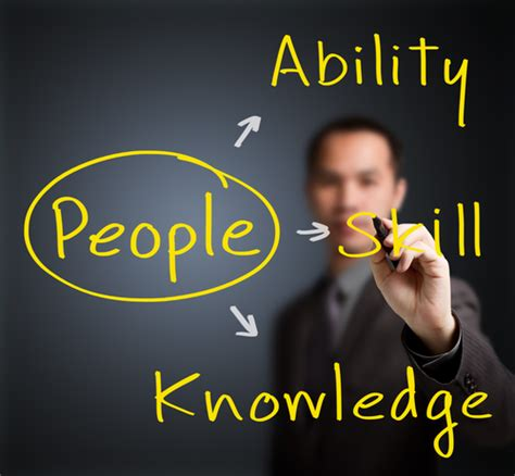 Skill With Poeple management skills building relationships that get