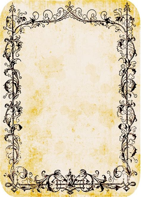 printable paper picture frames 134 best images about printables frames borders on