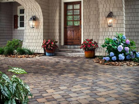 Front Door Landscaping Ideas Front Door And Plant Color Combos Landscaping Ideas And Hardscape Design Hgtv
