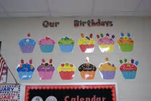 birthday chart template for classroom 6 best images of classroom birthday calendar printable