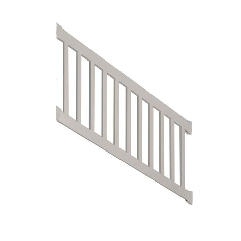 home depot banisters aluminum stair railings deck porch railings decking the home depot