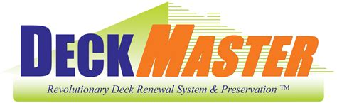 deck logo 4 steps to give your deck new deckmaster