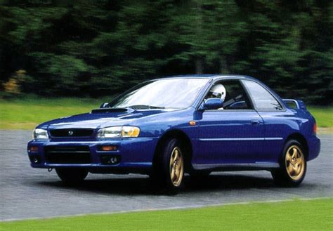 subaru coupe rs pictures of subaru impreza 2 5 rs coupe gc 1998 2001