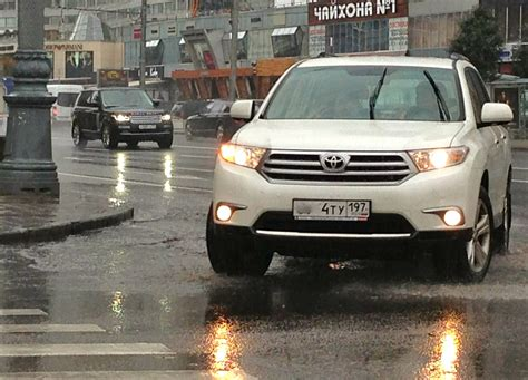 Toyota Russia Best Selling Cars Around The Globe Trans Siberian Series