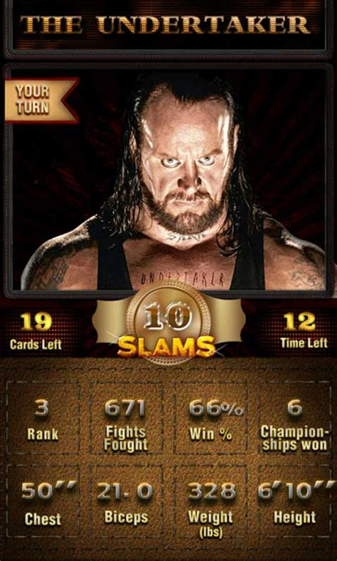 wrestling trump cards apk   android getjar