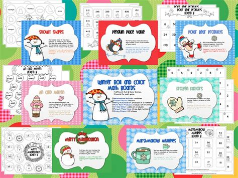 Buzzing With Ms B Marshmallow - buzzing with ms b marshmallow multiplication freebie