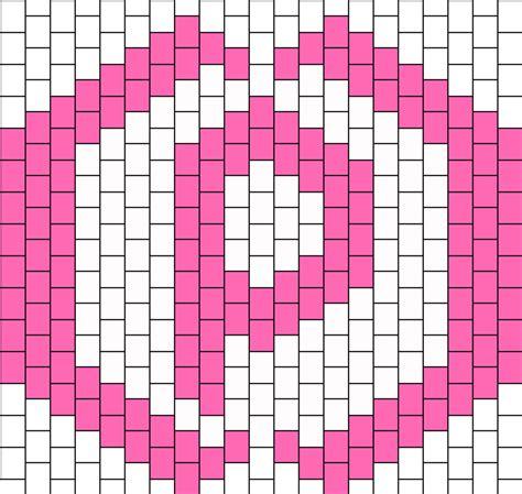 peach pattern png princess peach p mask bead pattern peyote bead patterns