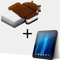 Cyanogen Oneplus Hp cyanogen brings ics to the touchpad notebookcheck net news