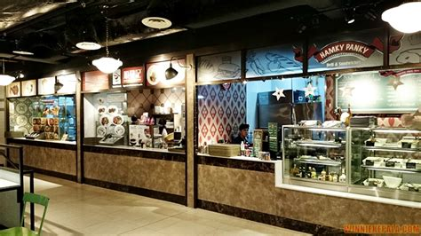 food court stall design food court review non halal section the intermark