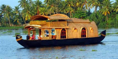 boat house in kochi kerala houseboats