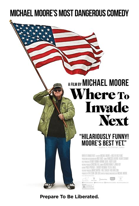 where to where to invade next trailer suggests