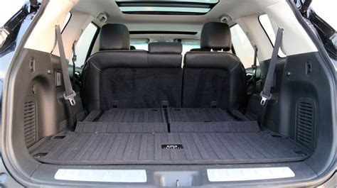 infiniti qx60 trunk space 2015 infiniti qx60 trunk space google search cars