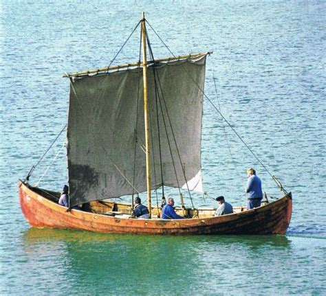 nordic boats cost reconstruction of ancient slavic nordic boat in r 252 gen the