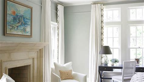 what color curtains make a room look bigger livin large 8 ways to make a room look bigger purewow
