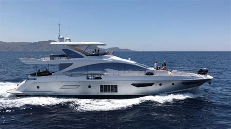 boat show greece 2017 2017 azimut 80 power boat for sale www yachtworld