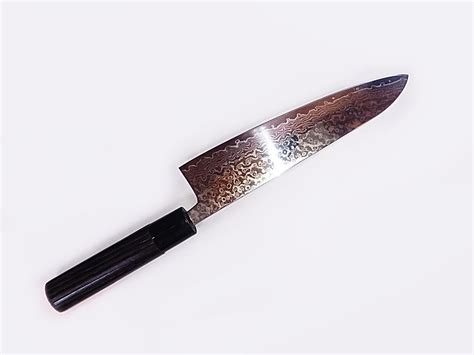 japanese nappa 67 damascus vg10 sus kitchen chef knife 4op