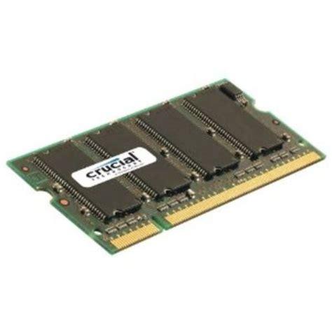Ram 2gb Laptop Ddr2 crucial 2gb ddr2 667mhz laptop memory ebuyer
