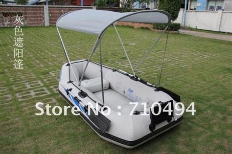 fishing boat sun canopy inflatable boat canopy seamax bimini solution for