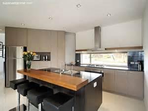 Modern Kitchens With Islands Los Dise 241 Os De Cocinas Arquitectura De Casas