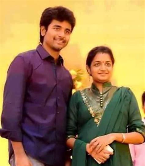 sivakarthekayen wife real life family of tamil celebrities photos 683269