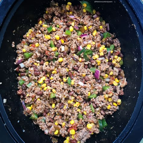 differnet ways to make ground beef cooker texmex ground fit cooker