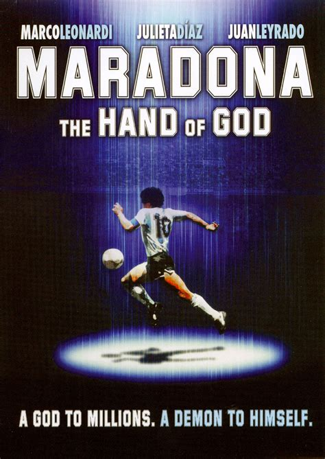 themes god hand maradona the hand of god 2007 marco risi synopsis