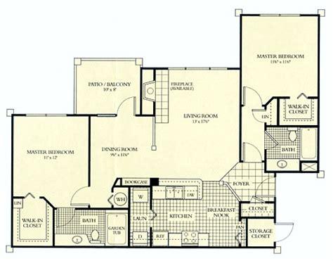 Juniper Floor Plan | juniper floor plan the tradition apartments