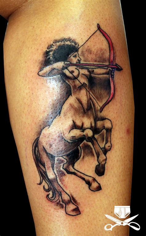 sagittarius design tattoos sagittarius tattoos