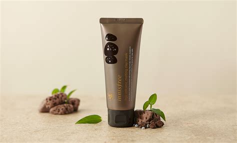 Innisfree Jeju Volcanic Melting Clay Mask 100 Ori Asli testerkorea trend setter from korea