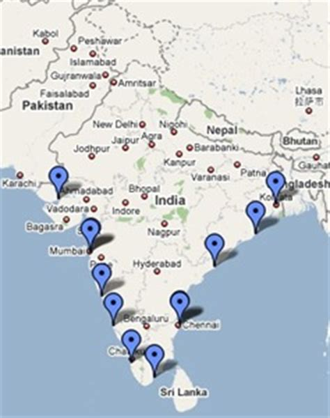 relevance of major and minor ports in international trade major and minor ports in india