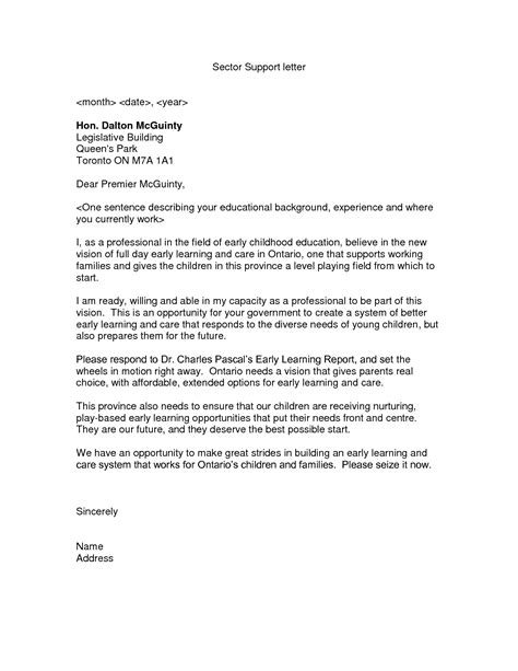 Template Of Letter business letter template jvwithmenow