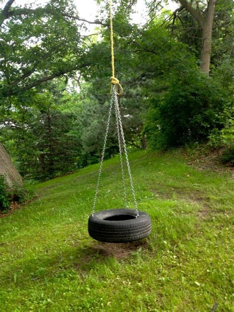 how do you make a tire swing 10 ways to repurpose an old tire dukes and duchesses