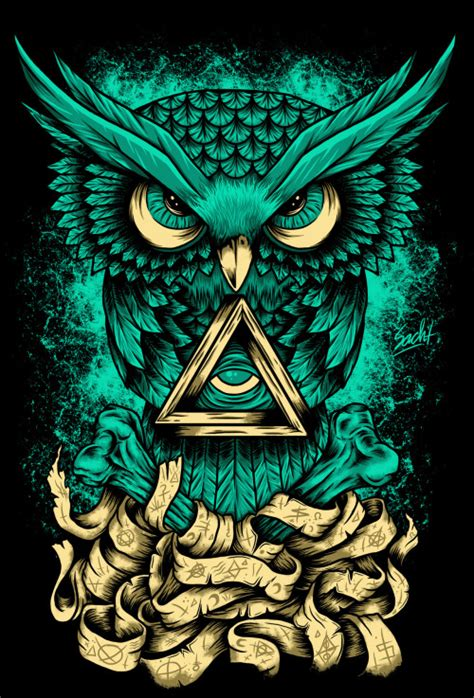 illuminati owls illuminati design