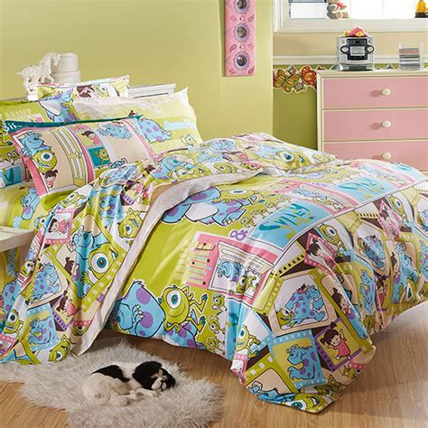 monsters inc bedding monsters inc duvet cover set images frompo