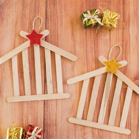 trabajos en casa manualidades manualidades para navidad 161 ideas y adornos f 225 ciles y