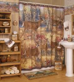 Lodge Bathroom Decor » Home Design 2017