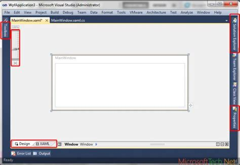 wpf layout transform zoom building first wpf application