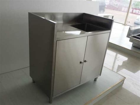 Ready Made Stainless Steel Kitchen Cabinets commercial custom stainless steel ready made kitchen