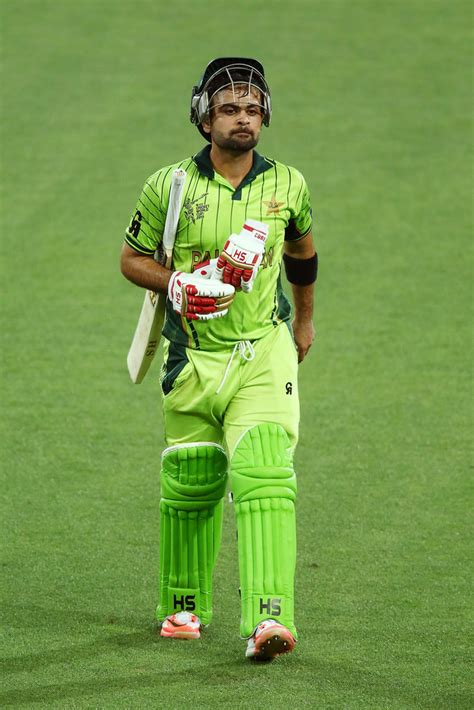 ahmad shahzad photos photos india v pakistan 2015 icc