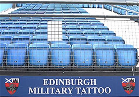tattoo edinburgh seating plan august 2014 listings things to do traditions festivals