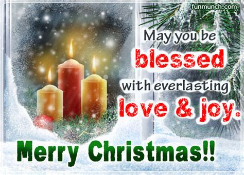 blessed  everlasting love joy merry christmas pictures   images