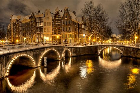 lights  amsterdam pictures   images