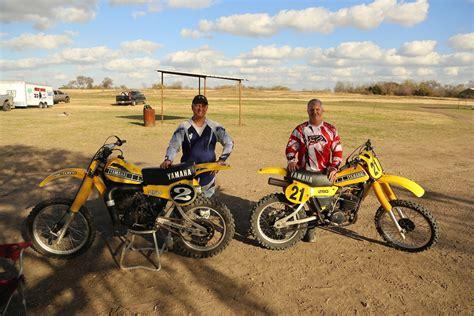 vintage motocross racing vintage race 1979 y250 moto related motocross